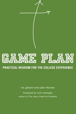 Game Plan front cover